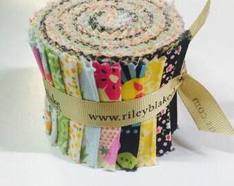 Riley Blake Designs, Rolie Polie - Fresh Market by Bella BLVD
