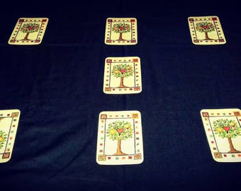Seven Card Progression Reading (EMAIL READING)