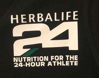 Herbalife 24 Ladies V-Neck T-Shirt