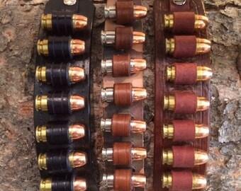 Handcrafted Bullet Bracelet