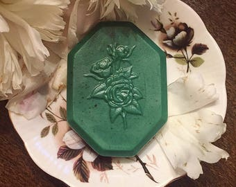 Matcha Vanilla Tea Soap