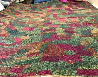 One for you patchwork kantha throw
