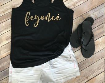 Feyoncé tank | bride | shirt | feyonce | fiance | engaged