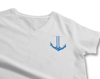 Cotton Crews Women's Boat V-Neck