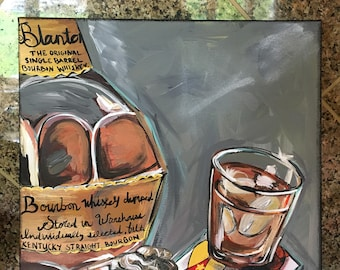 Made to Order Bar Painting