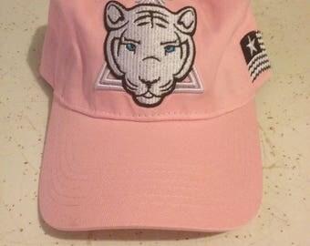 Unique Custom 3D Hat, White Tiger Clothing, 21.99 + Shipping