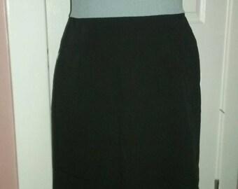 Skirts: gray and black skirts
