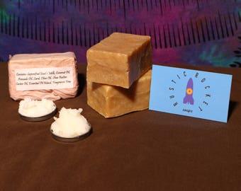 Handmade Goat's Milk Soap Bars