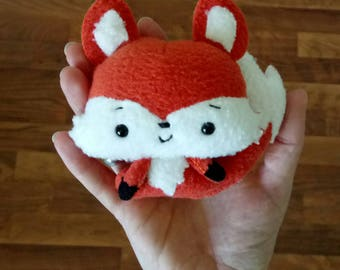 Kawaii Fox Plush