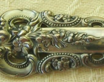 silver Flatware Teaspoon Wallace Grand Baroque Pattern
