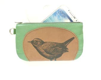 It is Spring So I Put A Bird On It Phone Pouch
