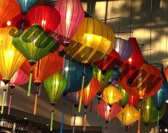 Digital Photo of Lanterns   Download