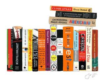 Ideal Bookshelf 970: Novels 1993-2013