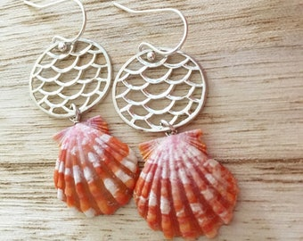 Mermaid Sunrise Earrings