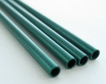 "Anodized Aluminum Tubing 1/8""  Green"