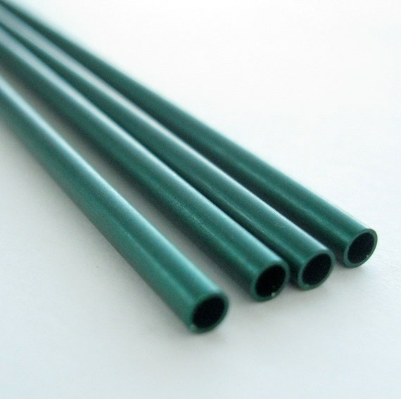 anodized aluminum tubing 1 8 green. Black Bedroom Furniture Sets. Home Design Ideas