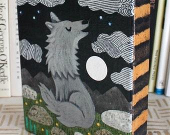 Wolf and Midnight-Original