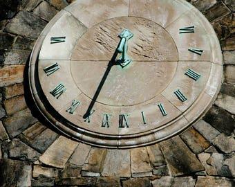 Rockford Sundial
