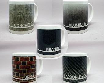 Mug: Material