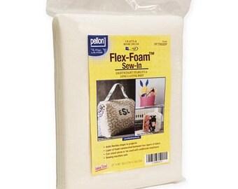 """Pellon INTERFACING - Sew-In Flex Foam - 60"""" x 20"""""""