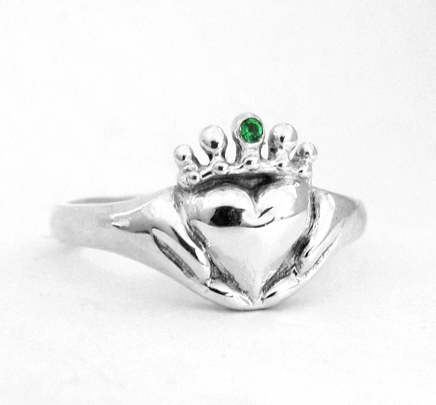 handmade claddagh ring jewelry chunky claddagh