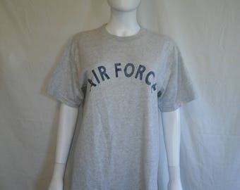 AIR Force t shirts, Military grey t shirt