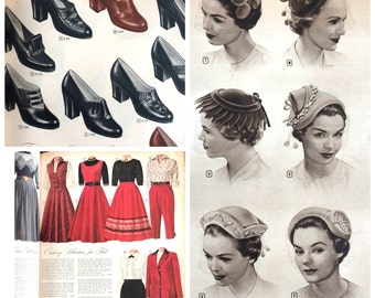 1950s Montgomery Wards Catalogue