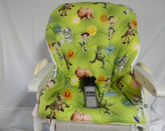 Chicco Polly High Chair Cover In Toy Story