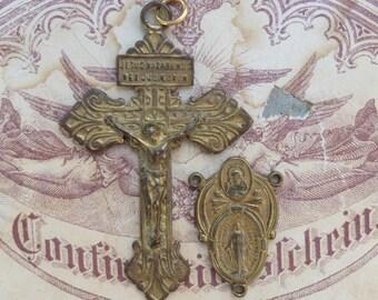 Vintage Cross Connectors Religious Supply