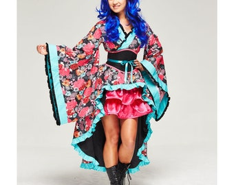 SimplicityMisses' Geisha Costumes8317  Size 6-14