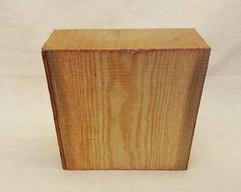 Sassafras Wood Turning Bowl Blank