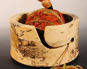 Extreme Spalted Tamarind Wooden Yarn Bowl Turned Wood Bowl Art  Number 6415 by Bryan Nelson Texas Wood Artist