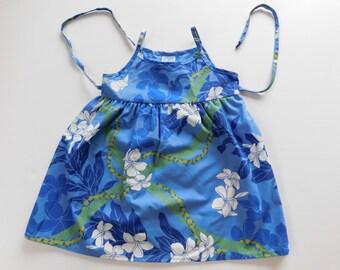 Girls hawaiian dress | Etsy