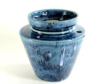 Modern African Violet Pot Waterfall
