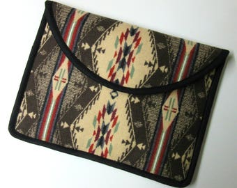"13"" Macbook Pro RETINA or 13"" MacBook AIR Laptop Cover Sleeve Case Blanket Wool from Pendleton Oregon"