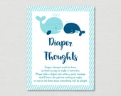Whale Diaper Thoughts Gam...