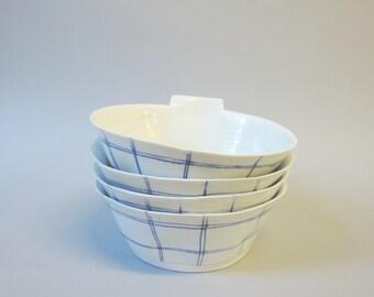 porcelain breakfast  bowl