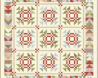 SALE!!! Snowfall Prints Kit (KIT14830) by Minick & Simpson for Moda