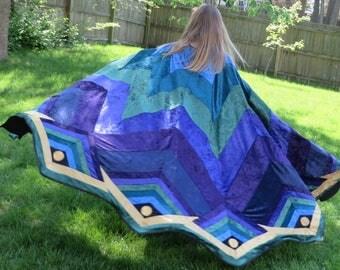 Peacock Cloak