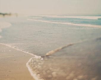 beach print, San Diego photograph, Coronado Beach picture, baby nursery wall art, summer decor, beach photography, California, Myan Soffia
