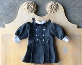 Vintage Pleasant Company Dress, Buster Brown Outfit, School Dress, American Girl, Samantha, Retired Design