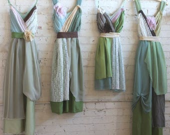 Marie's Individual Final Payment for Hilary Hansen's Custom Bridesmaids Dresses