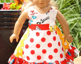 Doll Dress for 18 inch American Girl style doll