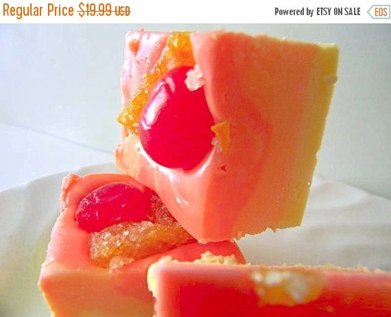 Valentine Pre-order SALE Julie's Fudge - TEQUILA SUNRISE - One Pound