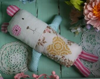 Lulu bear cute soft toy