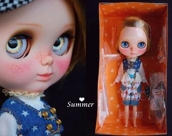 OOAK Custom doll by Ting ..little Romance