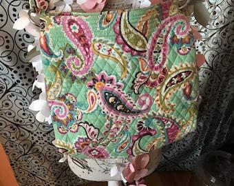 Vera Bradley Purse handbag TOTE like new