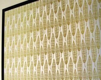GOLD ARROW ..Magnet Dry Erase Memo Board / Housewarming Gift / Office Decor / Desk / Organization / Desk / Wall Decor / Feathers / Gold