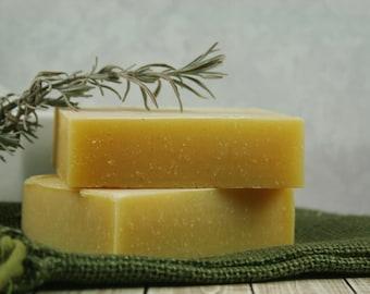 Natural Campers Shampoo & Body Bar - Essential Oil Soap Bar