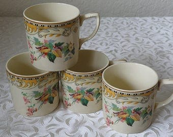 4 Very Nice Demi Cups JOHNSON BROS